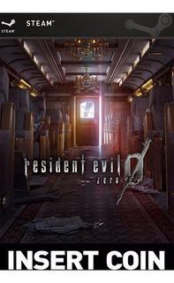 Resident Evil 0 Hd Remaster || Pc || Steam || Original