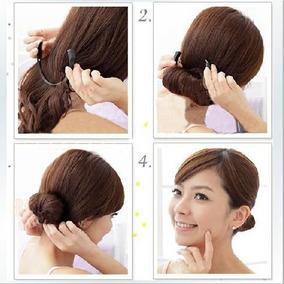 Accesorio - Goma Para Hacerse Peinados