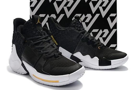 Tenis Nike Jordan Basquetbol Gimnasio Casual Con Caja