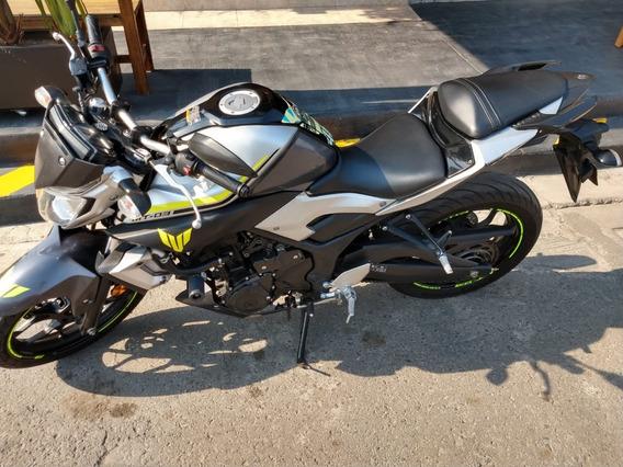 Yamaha Mt- 03 321cc 2018