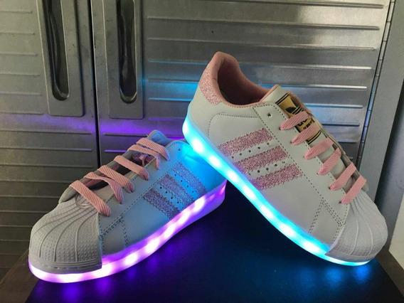 adidas Super Star Led
