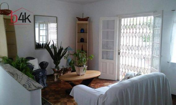 Casa À Venda No Brooklin - Ca0104