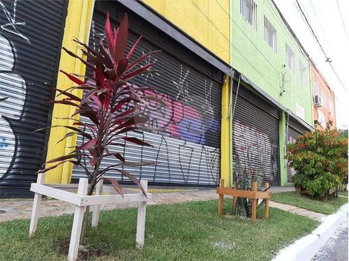 Salão Comercial Para Locação No Bom Retiro - 335-im488374