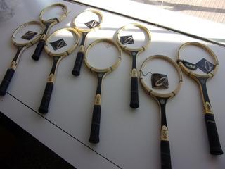 Raqueta De Tenis Spalding Antigua Nueva
