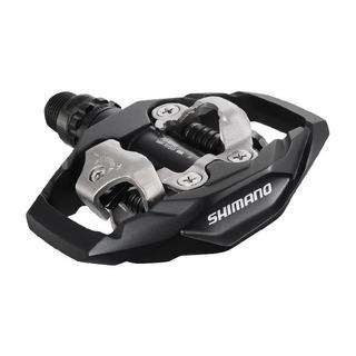 Pedal Clip Shimano Pd-m530 Plataforma C/ Tacos Sh51 Spd