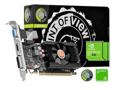 Placa De Vídeo Point Of View Geforce Gt 630 1gb