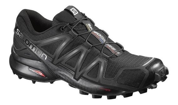 Tênis Salomon Speedcross 4 Fem Preto Salomon