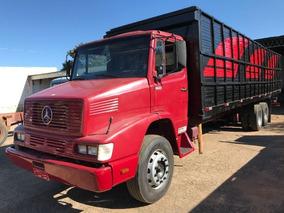 Mercedes-bens 1621 6x2 Ano 1991 Boiadeiro