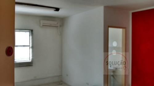 Sala Comercial Para Alugar No Bairro Santa Paula Em São - L1525-2