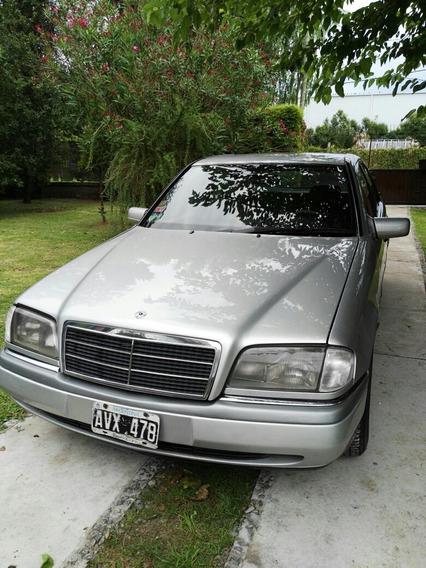 Mercedes-benz 220 Elegance, Cuero, Aut, 1995, Original
