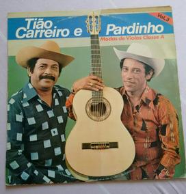 Lp Tião Carreiro E Pardinho 1981