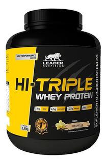 Hi - Triple Whey - Whey Protein 1,8kg - Leader Nutrition