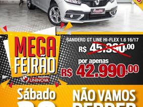 Renault Sandero Gt Line 1.6 16v Hi-flex 4p 2017