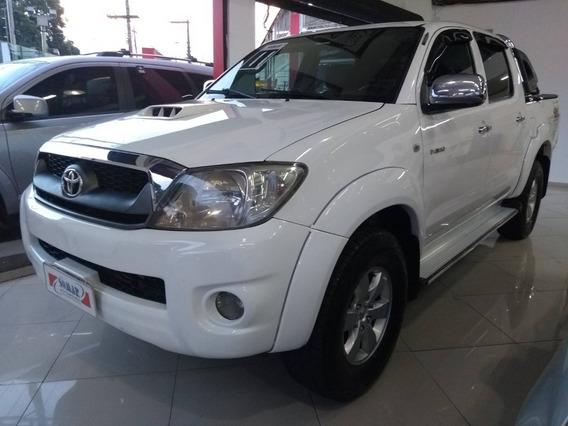 Toyota Hilux 3.0 Srv 4x2 Cd 16v Turbo Diesel 4p Sem Entrada