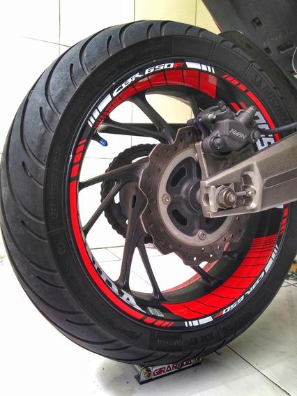 Friso De Rodas Cbr 650f Full Racing