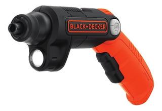 Destornillador Inalámbrico Black + Decker Bdcsfl20c 4v Max