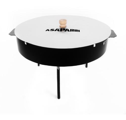 Disco De Arado Asaparri Con Tapa De Acero Inoxidable 50 Cm