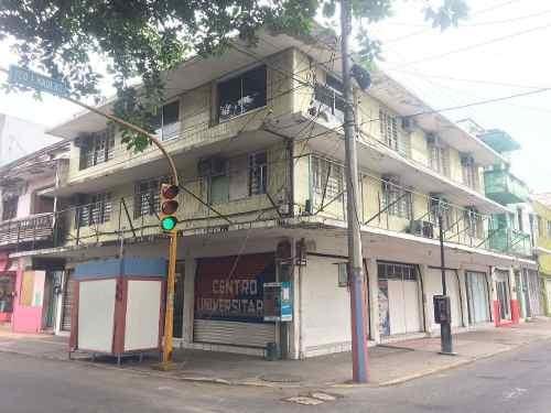 Se Vende Edificio Para Escuela U Oficinas En El Centro De Veracruz