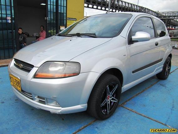 Chevrolet Aveo Gti 1400cc Mt Aa