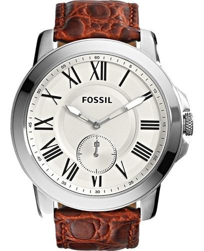 Imagem 1 de 2 de Relógio Fossil Masculino Fs4963