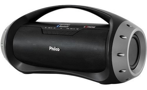 Caixa De Som Philco Speaker Pbs40bt Extreme Original Com N/f