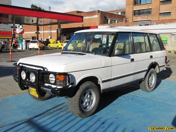 Land Rover Range Rover 4200cc At Aa
