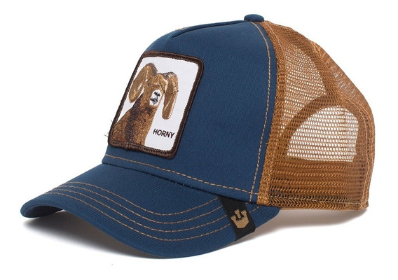 Gorras Goorin Bros Baseball Big Horn Animal Farm Trucker