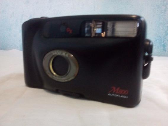 Câmera Analógica Yasiuka M800 Autoflash