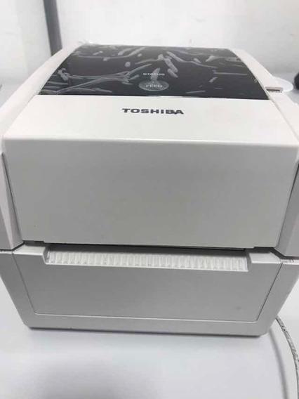 Impressora Termica Com Rede E Usb Toshiba B Ev4t Faz Carnes