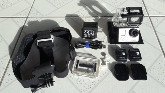 Gopro Hero 3 Silver Wifi