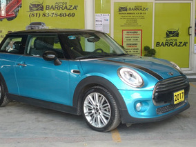 Mini Cooper Chili 2017 Azul Aut.