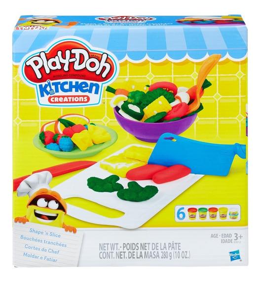 Juego De Masas Hasbro B9012 Play-doh Creaciones De Cocina