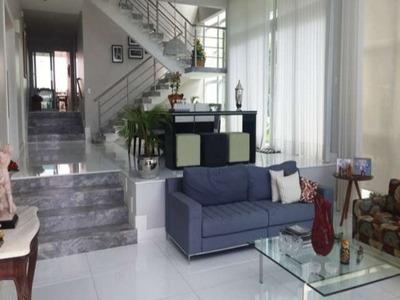 Casa Em Condominio Duplex 5 Suítes 505m2 Em Alphaville Ii - Leo248 - 4497622