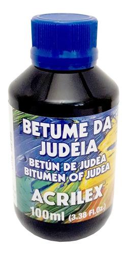 Betun De Judea Acrilex  100 Ml