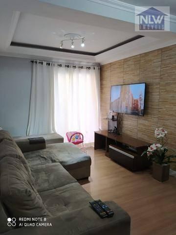 Imagem 1 de 15 de Apartamento Com 2 Dormitórios À Venda, 55 M² Por R$ 217.300,00 - Jardim Lajeado - São Paulo/sp - Ap3367