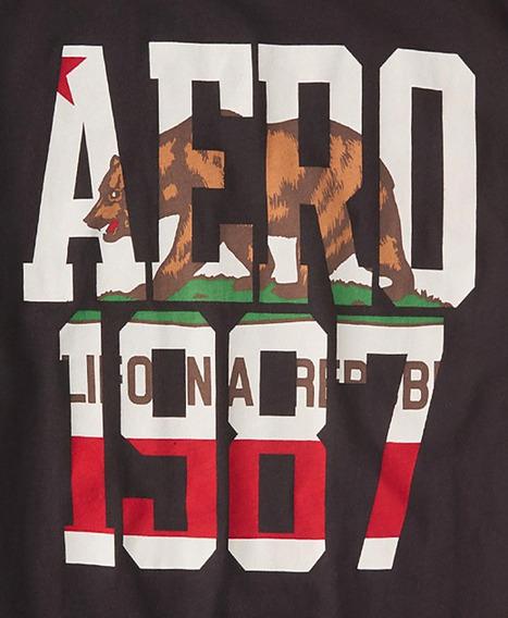 Camiseta Aeropostale - 1987 Bear (importada Original)