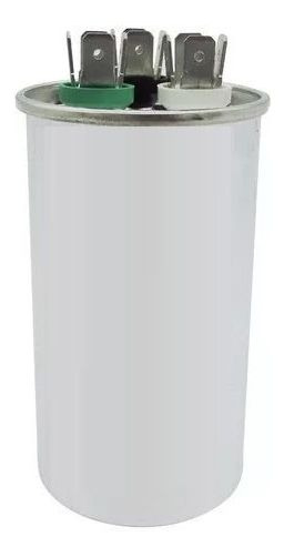 Capacitor Permanente 45 + 2,5 Uf 450 V Duplo
