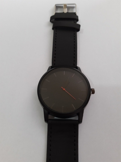 Relógio Masculino New Black