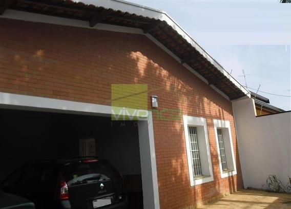Casa Residencial À Venda, Jardim Carlos Lourenço, Campinas. - Ca0730
