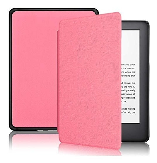 Capa Novo Kindle Paperwhite Wb ® Ultra Leve Auto Liga/des