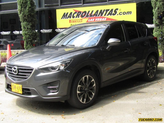 Mazda Cx5 Grand Touring Lx 2500 Cc