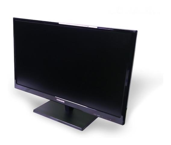Monitor Hdmi 24 Pulgadas Coradir 60 Fps + Audio Estereo