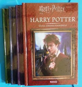 Kit Livro Harry Potter Guia Cinematográfico - Lacrados