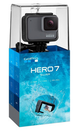 Gopro Hero 7 Silver 4k 10mp Chdhc-601 Novo Original Lacrado