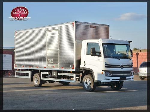 Vw Delivery 11.180 Prime 4x2 Com Baú 0km