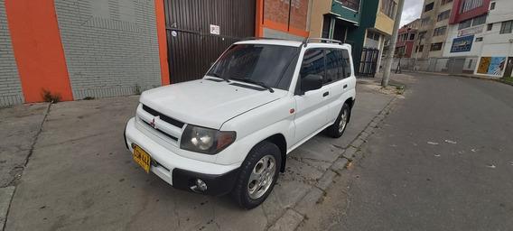 Mitsubishi Montero, Modelo: 1999, Motor: 1800, 4 Puertas.