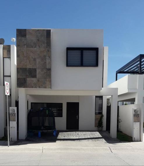 Casa En Renta Avenida Del Parque, Desarrollo Especial Inegi