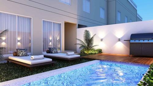 Sobrado Com 3 Dormitórios À Venda, 82 M² Por R$ 540.000,00 - Urbanova - São José Dos Campos/sp - So0962