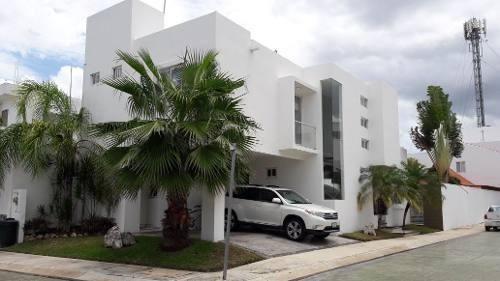 Enorme Casa En Quintas Kavanayen Seguridad Y Alberca Privada