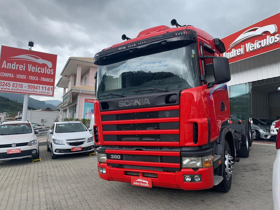 Scania R-114 Ga 380 6x2 2007